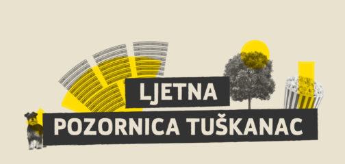 Raspored događanja na Ljetnoj pozornici Tuškanac – ljeto 2018.