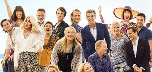 Mamma Mia: Here We Go Again, Nemoguća misija: Raspad sistema i Sicario 2: Rat bez pravila u Prvom redu do mora filmova