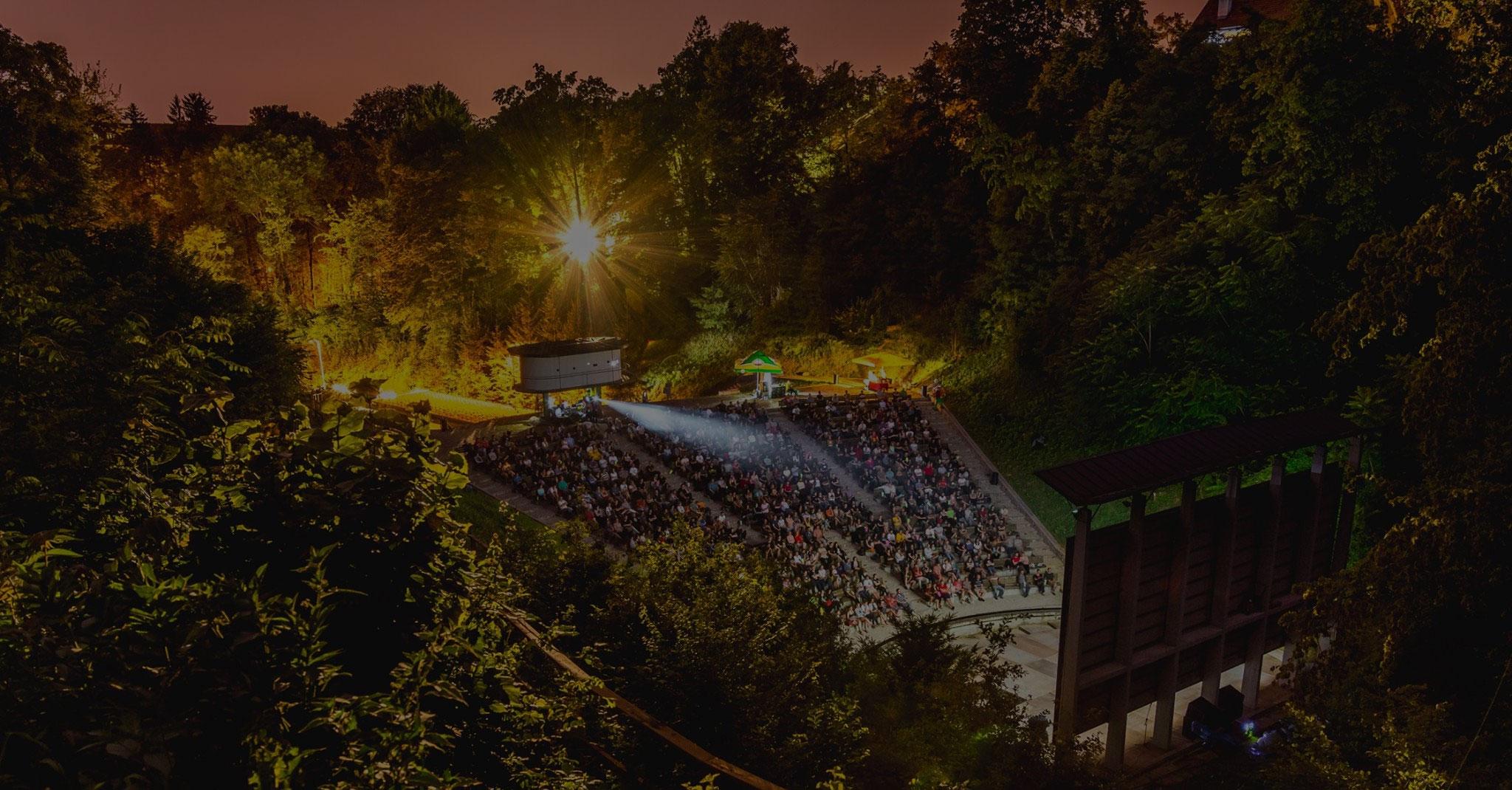 'Film u šumi' u kolovozu 2020. na Ljetnoj pozornici Tuškanac