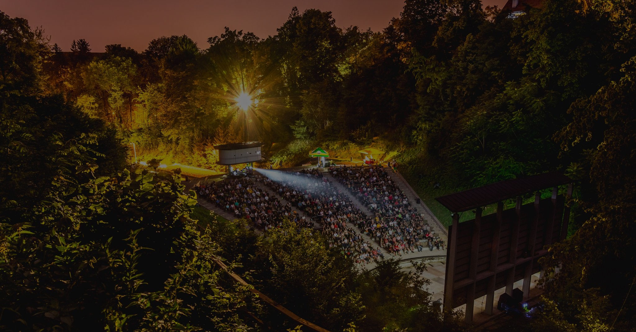 Ljetna pozornica Tuškanac: Drugi dio srpnja 2020.